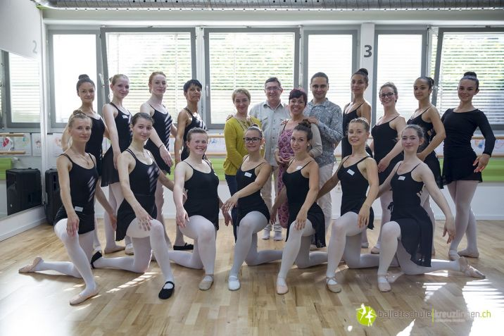 Ballett-Stufentest 2017