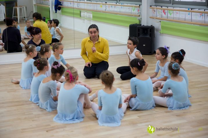 Ballett-Workshop
